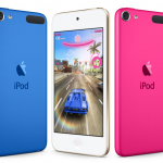 iPod touch第6世代を第5世代とiPhone6と比較!価格も決定!