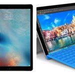 Surface Pro 4とiPad Proを比較してどっちが買いか決めた!