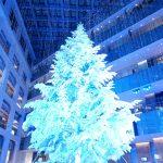 KITTEのクリスマスツリー2015が綺麗だった!ライトアップに歓声も!