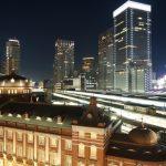 東京駅の撮影スポットで夜景を綺麗に撮る方法!三脚なしでも十分!