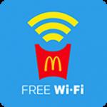 マクドナルドの無料WiFiの設定方法!パスワード不要でPCでもiPhoneでも使える!